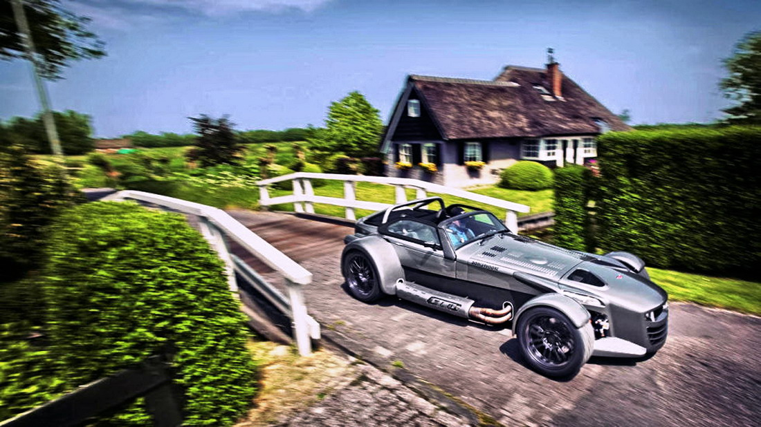 Donkervoort D8 GTO: 3 le nuove versioni in arrivo