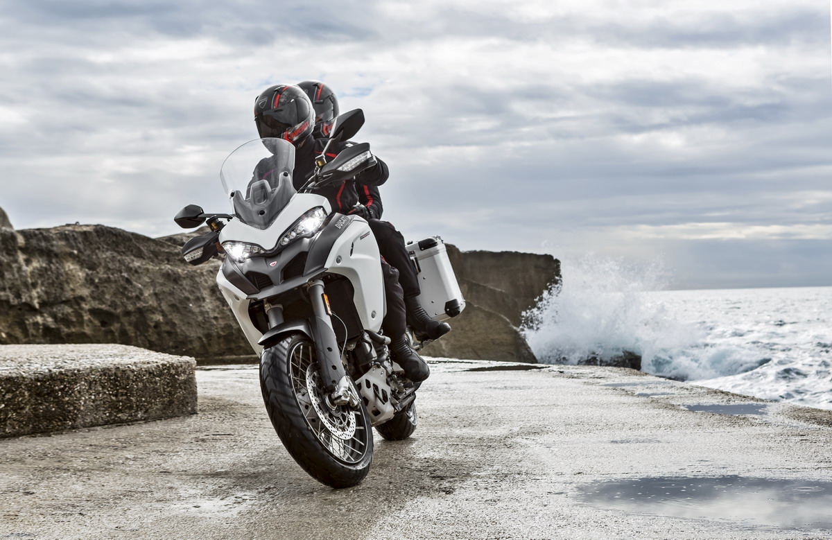 DucatiArriva it 1200 Motori360 Multistrada Enduro La fb76yg