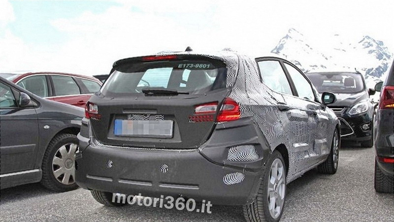 05 Ford Fiesta 2018 Motori360 It