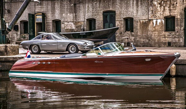 Riva Aquarama Lamborghini Motori360 It